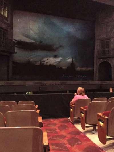 The Bushnell Center for the Performing Arts - Mortensen Hall, secção: Orch, fila: F, lugar: 101