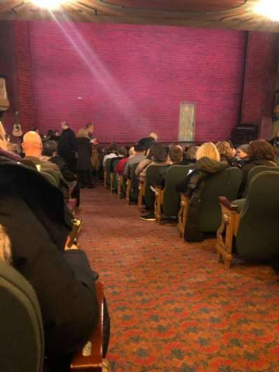 Shubert Theatre secção Orchestra L