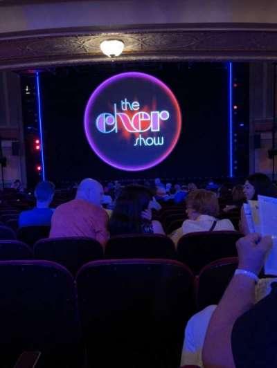 Neil Simon Theatre secção Orchestra C