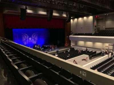 Arcadia Performing Arts Center secção Mezz Left