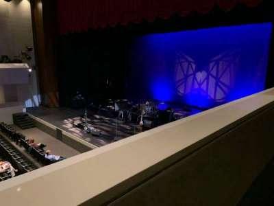 Arcadia Performing Arts Center secção Mezz Right