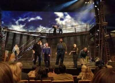 Ahmanson Theatre secção Orch