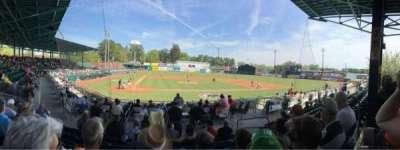 Grainger Stadium, secção: 2, fila: F, lugar: 5