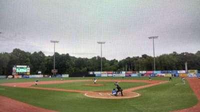 Dutchess Stadium secção 106