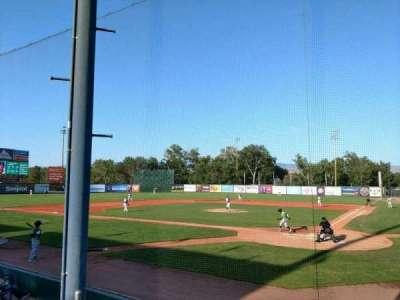 Memorial Stadium (Boise), secção: HP, fila: D, lugar: 1