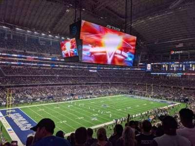 AT&T Stadium secção 342