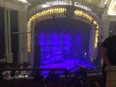 Orpheum Theatre (Boston) secção Balcony L