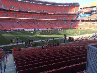FirstEnergy Stadium secção 105