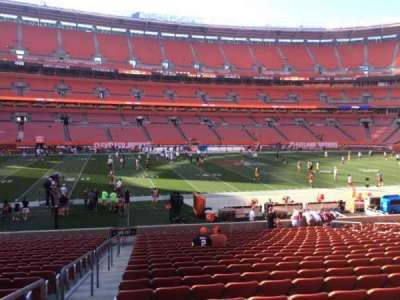 FirstEnergy Stadium secção 107