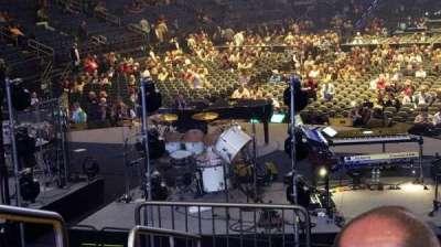 Madison Square Garden secção 113