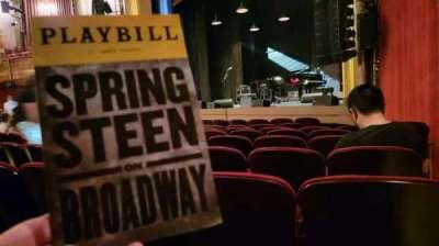 St. James Theatre secção Orchestra R