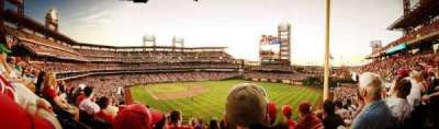Citizens Bank Park secção 202