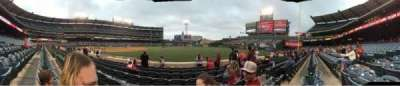 Angel Stadium secção F128