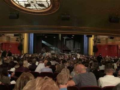 St. James Theatre secção Orchestra C