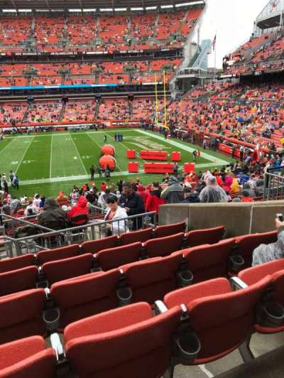 FirstEnergy Stadium secção 136