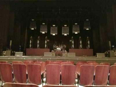 Bloomington Center For The Performing Arts, secção: Main, fila: C, lugar: 108