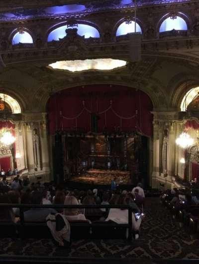 Citizens Bank Opera House secção Balcony RC