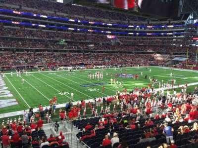 AT&T Stadium secção 215