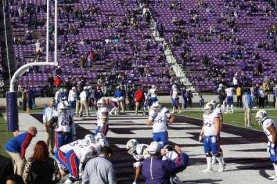 Bill Snyder Family Stadium, secção: 20, fila: 6, lugar: 6