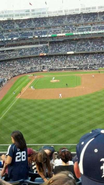 Yankee Stadium secção 305