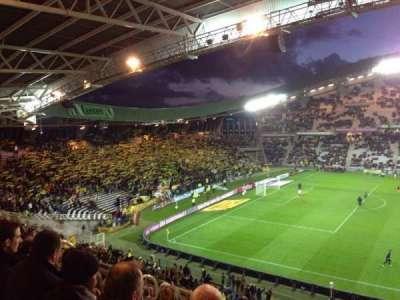 Stade de la Beaujoire secção E3F