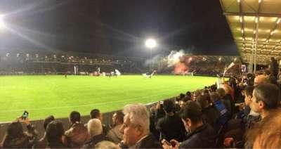 Stade Jean Bouin, secção: St Leonard Laterale, fila: D, lugar: 191