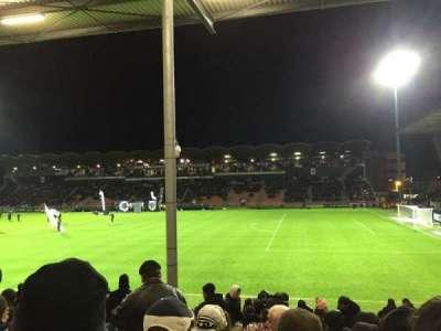 Stade Jean Bouin, secção: St Leonard Laterale, fila: Q, lugar: 25