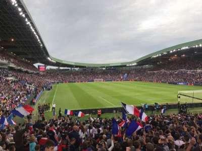 Stade de la Beaujoire secção E2F