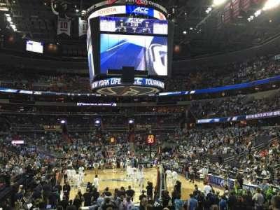 Capital One Arena secção 105