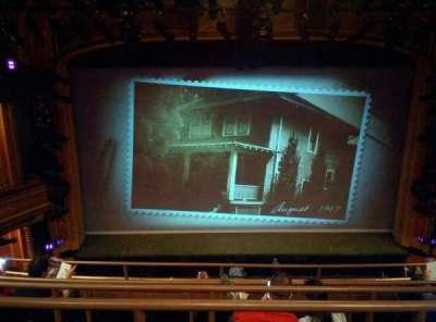 American Airlines Theatre secção Rear Mezzanine