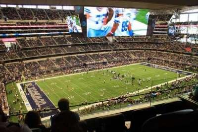 AT&T Stadium secção Suite 510