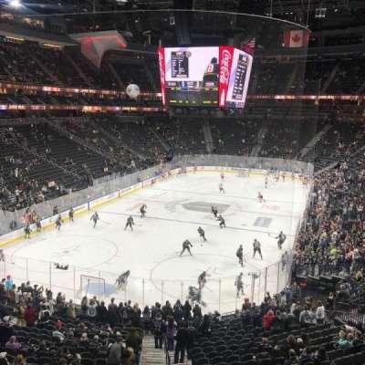 T-Mobile Arena secção 103