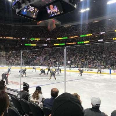 T-Mobile Arena secção 17