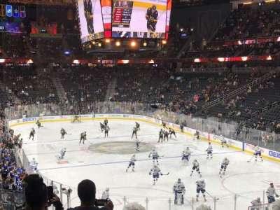T-Mobile Arena secção 9
