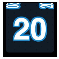 20 photos with the Carolina Panthers at home