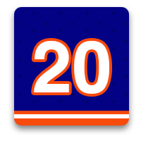20 photos with the New York Islanders at home