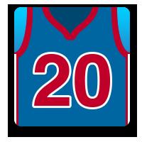 Pistons Fan