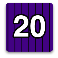 20 photos with the Colorado Rockies at home