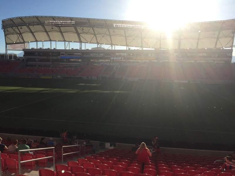Vista sentada para Rio Tinto Stadium Secção 36 Fila T Lugar 18