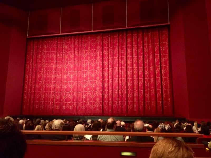 Vista sentada para The Kennedy Center Opera House Secção ORCH Fila S Lugar 103