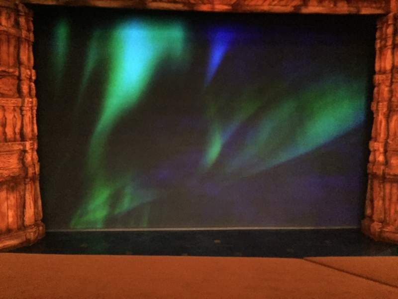 Vista sentada para St. James Theatre Secção Mezzanine C Fila A Lugar 110