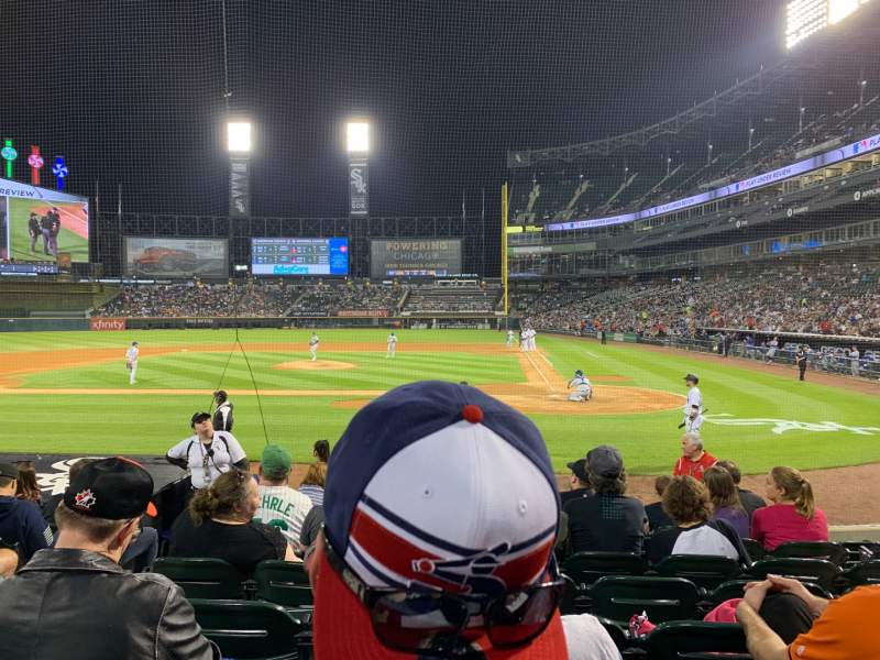 Vista sentada para Guaranteed Rate Field Secção 236 Fila 11 Lugar 6