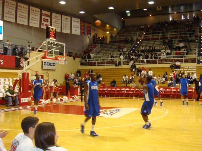 Vista sentada para Carnesecca Arena Secção 3 Fila CC Lugar 20