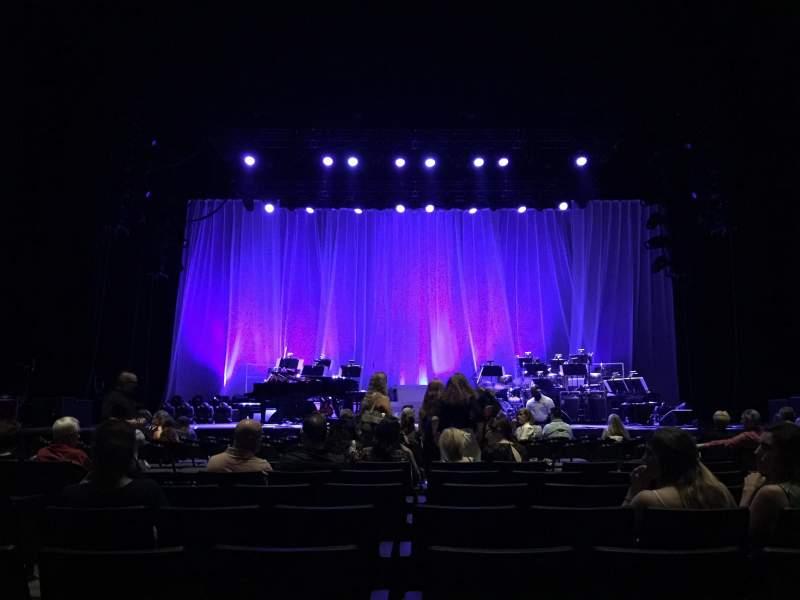 Vista sentada para Arizona Federal Theatre Secção 4 Fila 12 Lugar 8