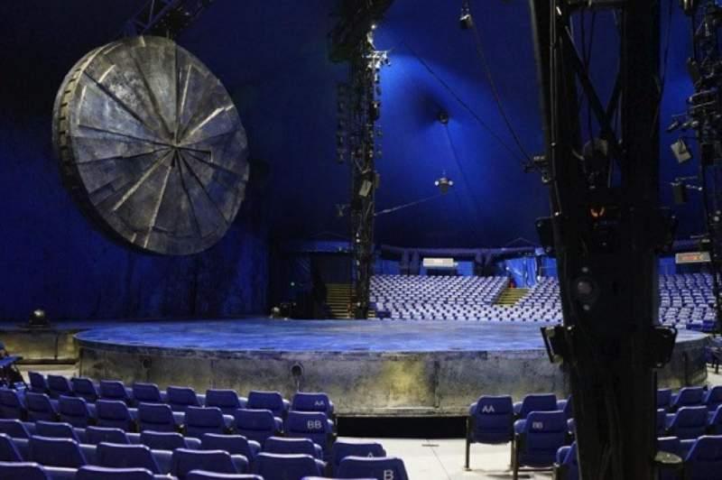 Vista sentada para Cirque Du Soleil - Luzia Secção 103 Fila F Lugar 1