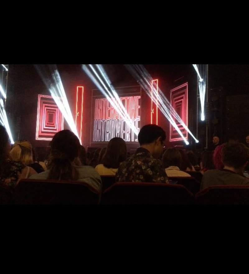 Vista sentada para Providence Performing Arts Center Secção Orchestra Fila J Lugar 124