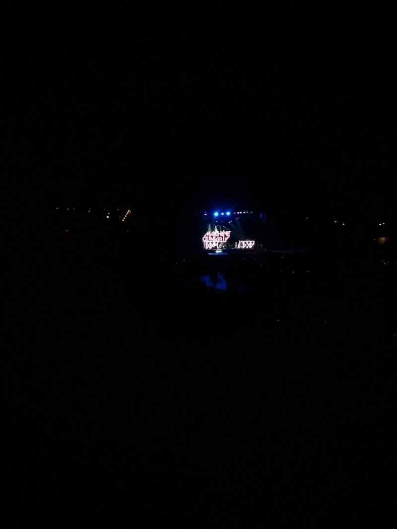 Vista sentada para Hershey Park Stadium Secção 3 Fila J Lugar 33