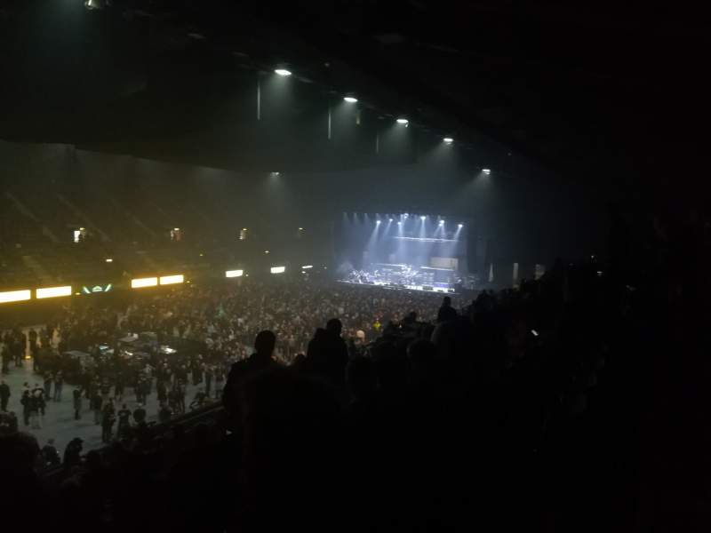 Vista sentada para SSE Arena, Wembley Secção N13 Fila R Lugar 167