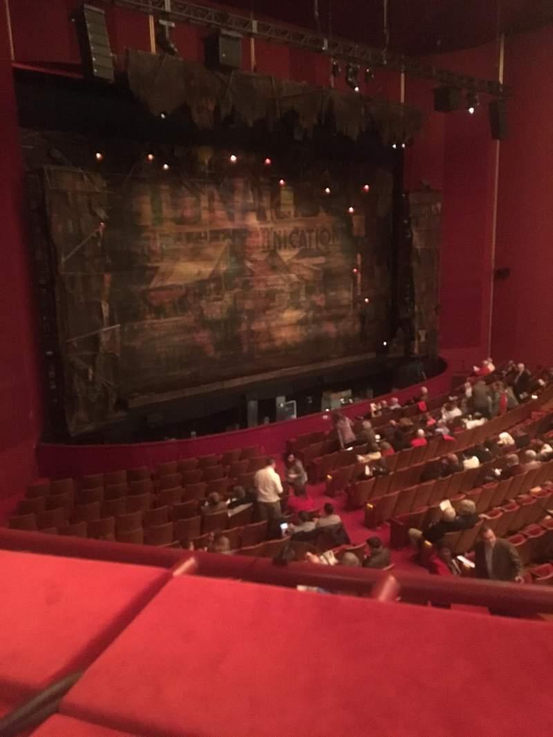Vista sentada para The Kennedy Center Opera House Secção Box 13 Lugar 1