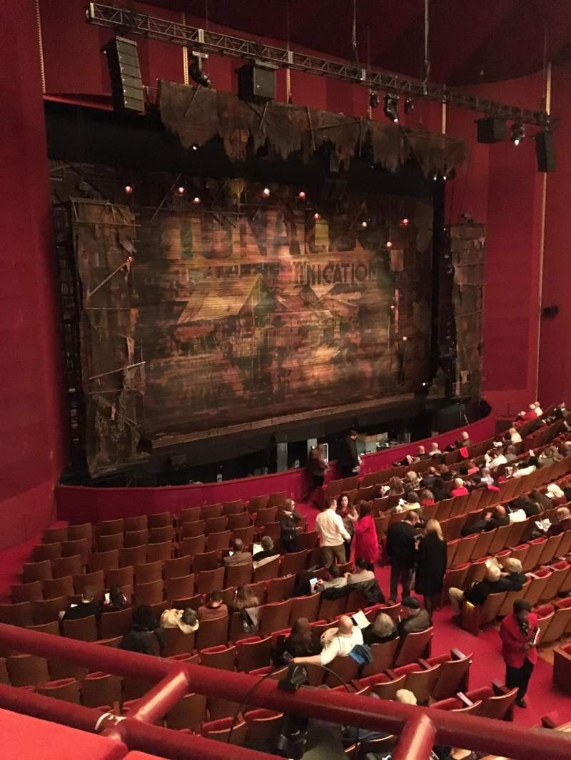 Vista sentada para The Kennedy Center Opera House Secção Box 13 Fila 1 Lugar 2